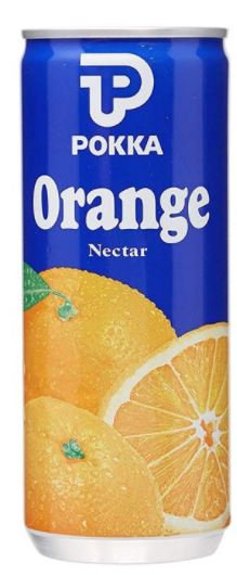 Pokka Orange Flavoured Nectar 240ml