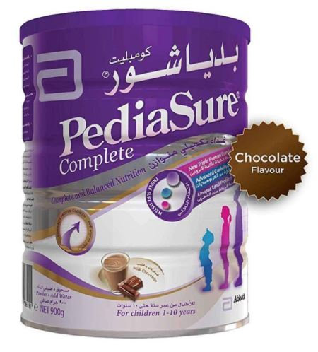 Pediasure Chocolate Formula Milk 900g