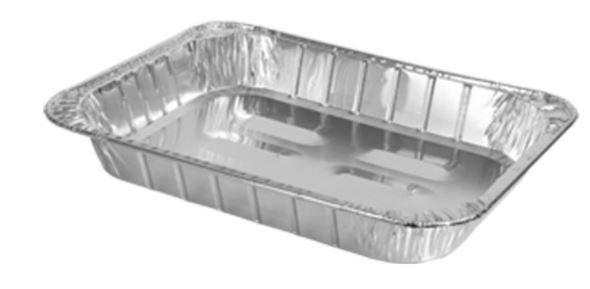 Falcon Aluminium Container Rectangle 53885