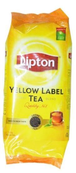 Lipton Yellow Label Tea powder Loose 5Kg