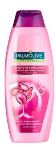 Palmolive Shampoo Strength & Brillinace 400ml