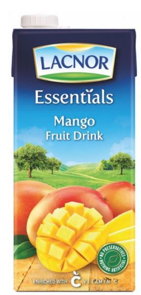 Lacnor Essentials Mango Juice 1L