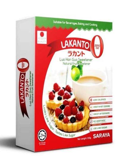 Lakanto The All Natural Monk Fruit Sweetener 200g