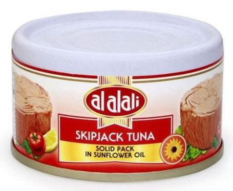 Al Alali Skipjack Tuna Solid In Sunflower Oil 170g