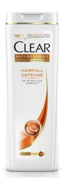Clear Women Anti Dandruff Shampoo Anti Hairfall 400ml