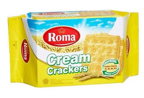 Roma Cream Crackers Biscuit 135g
