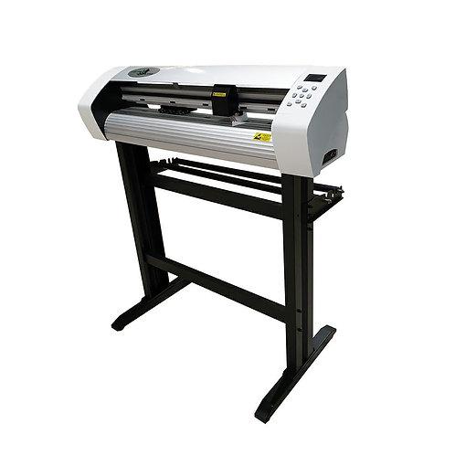 Bascocut cutter plotter,1.2 mtr cutting plotter,white color.