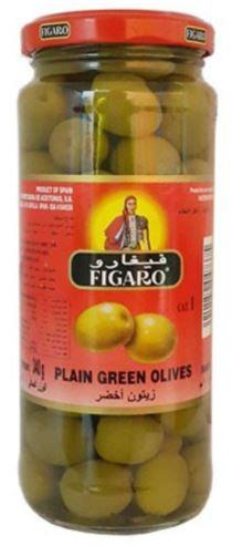 Figaro Plain Green Olives 270g