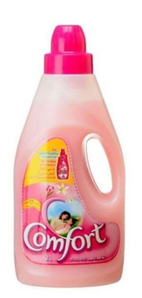 Comfort Fabric Softener Pink 2L
