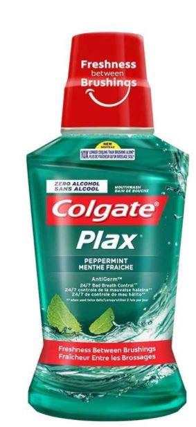 Colgate Plax Protection Mouthwash 250ml