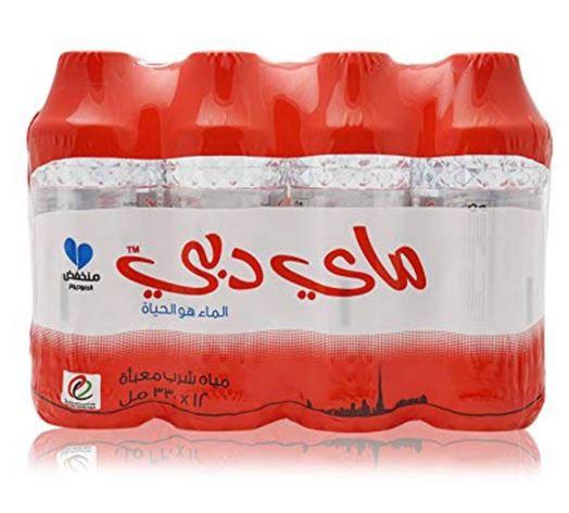 Mai Dubai Drinking Water 330ml Pack of 12