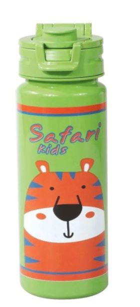 Delcasa Safari Kids Water Bottle 550ml