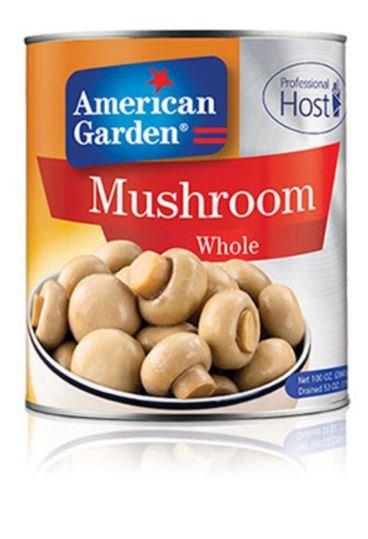 American Garden Mushroom Whole 15oz
