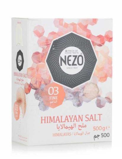 Nezo Himalayan Salt Packet 500g