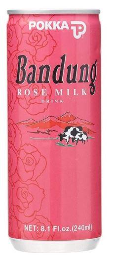 Pokka Bandung Rose Milk 240ml