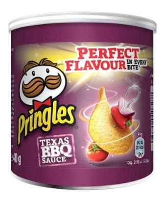 Pringles Barbeque Chips 40gm