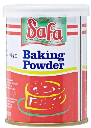 Safa Baking Powder Tin 100g