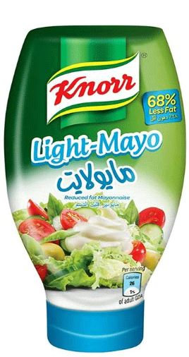 Knorr Light Mayonnaise 295ml