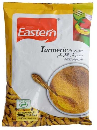 Eastern Turmeric Powder Pack 380g