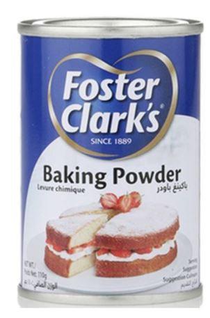 Foster Clarks Baking Powder Tin 110g
