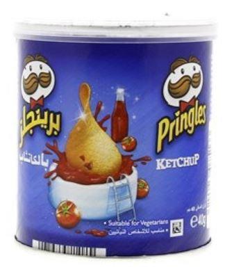 Pringles Ketchup Chips 40gm