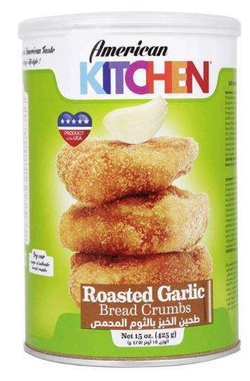 American Kitchen Bread Crumbs Plain 425g