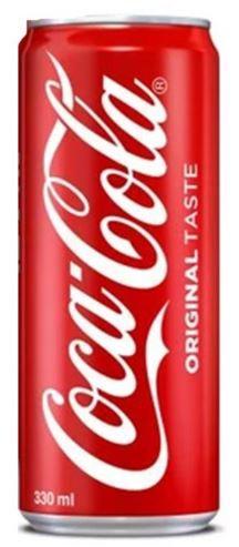 Coca Cola Regular Can 330ml