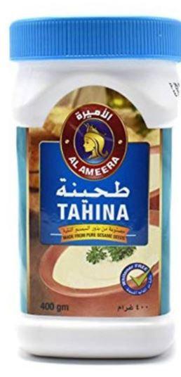 Al Ameera Tahina From Pure Sesame Seeds 400g