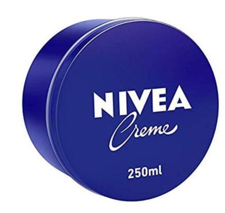 Nivea Creme-Face & Body Cream 250ml