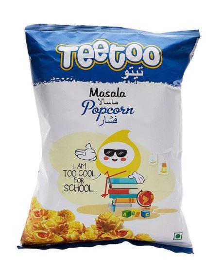 Teetoo Masala Popcorn 30g Pack
