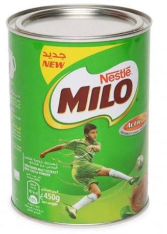 Nestle Milo Malt Drink Tin 450 gram