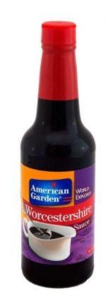 American Garden Worcestershire Sauce 10oz