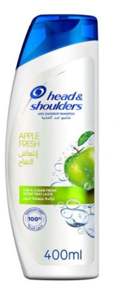 H & S Apple Fresh Anti-Dandruff 400ml