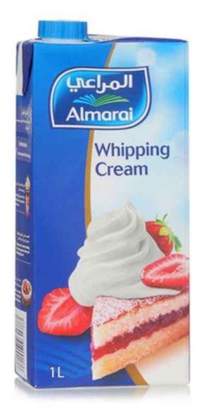 Almarai Whipping Cream 1Litre