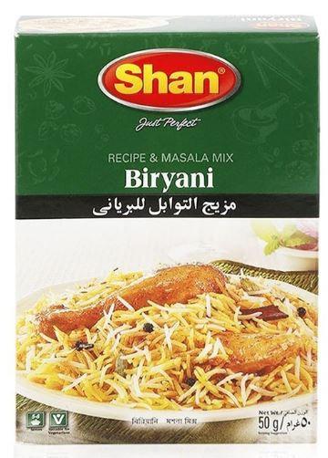 Shan Biriyani Masala Mix 50g Pack