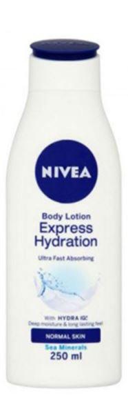 Nivea Express Hydration Body Lotion 250ml