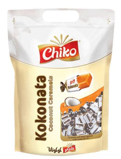 Chiko Kokonata Coconut Caramels 500g