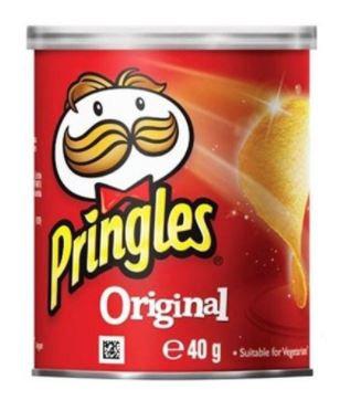 Pringles Original Chips Small 40g