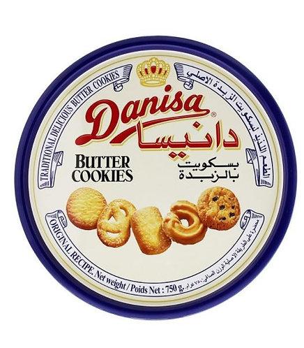 Danisa Traditional Butter Cookies 750g