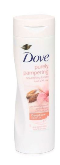Dove Almond Pampering Body Lotion 250ml