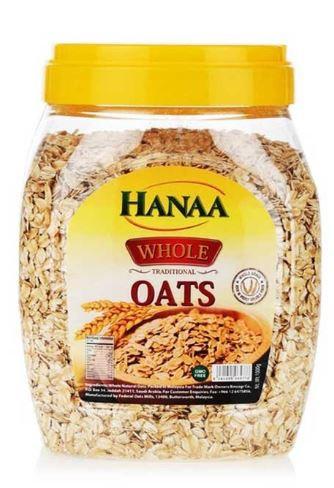 Hanaa Whole Grain Oats 1kg