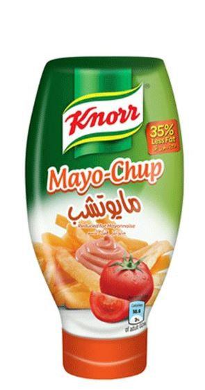 Knorr Mayonnaise Mayo Chup 295ml