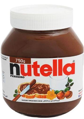 Nutella Hazelnut Spread with Cocoa 825g
