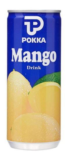 Pokka Mango Flavoured Nectar 240ml