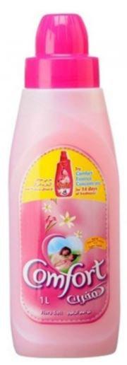 Comfort Fabric Softener Pink 1L