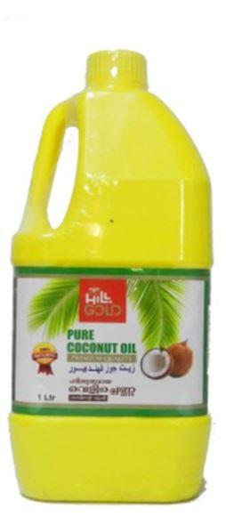 Hill Gold Pure Coconut Oil 1Litre