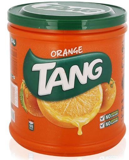 Tang Orange Flavoured Juice Powder 2.5kg