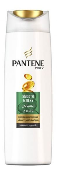 Pantene Pro-V Smooth & Silky Shampoo 400ml
