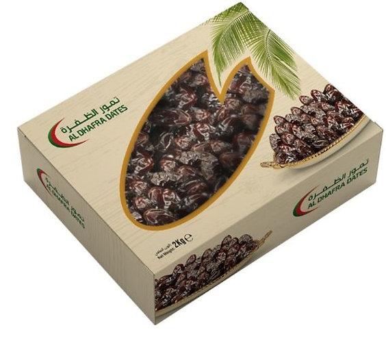 Al Dhafra Dates 2kg Box