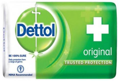 Dettol Bath Soap Original 120g